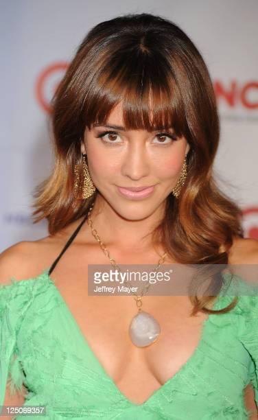 Fernanda Romero attends the 2011 NCR ALMA Awards at Santa Monica Civic Auditorium on September 10 2011 in Santa Monica California