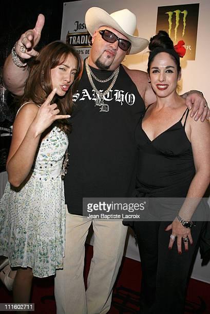 Fernanda Romero Big Daddy Carlos and Ava Carlos owners of the Velvet Margarita