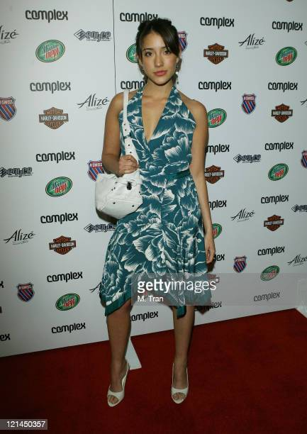 Fernanda Romero during Complex Magazine Celebrates 5th Anniversary at Area in West Hollywood California United States