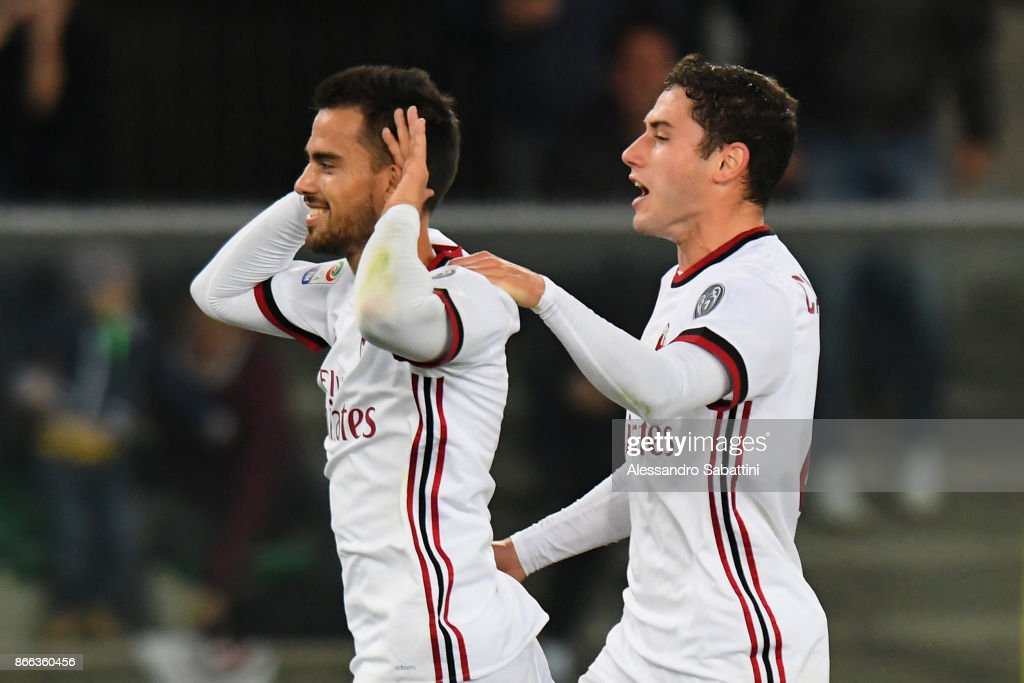 AC Chievo Verona v AC Milan - Serie A : News Photo