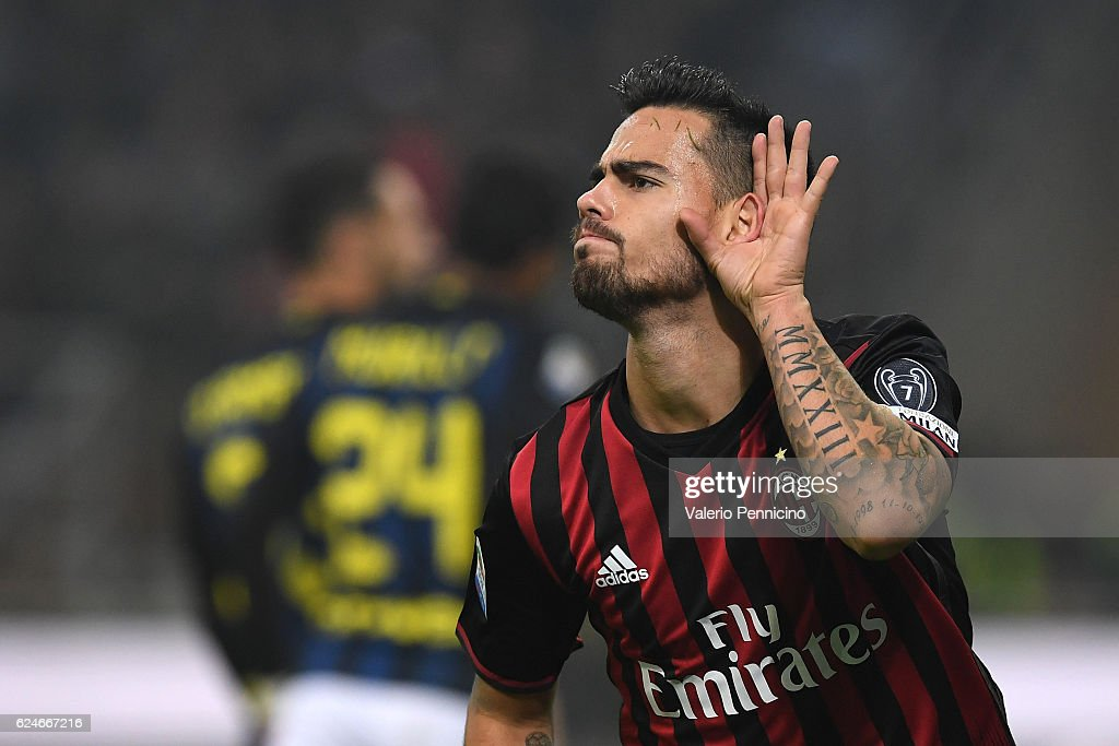 AC Milan v FC Internazionale - Serie A : News Photo