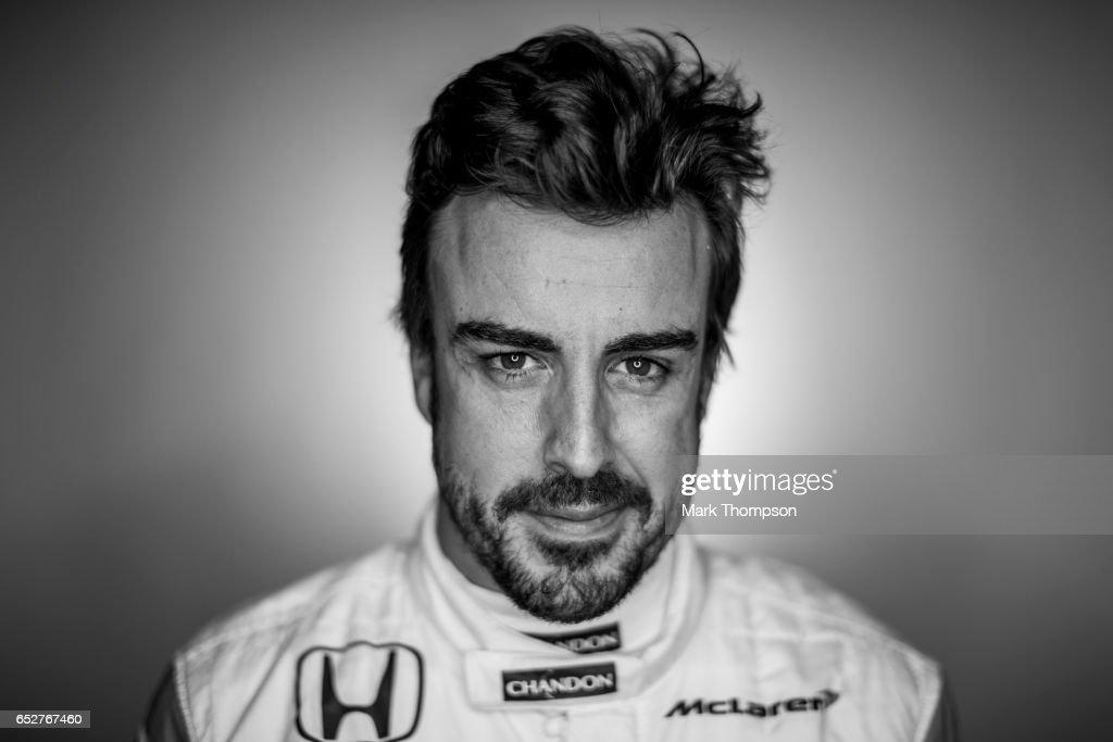2017 Formula One Driver Portraits