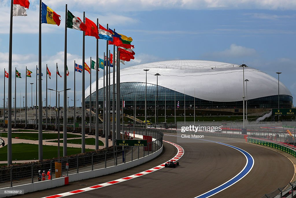 <a gi-track='captionPersonalityLinkClicked' href=/galleries/search?phrase=Fernando+Alonso+-+Race+Car+Driver&family=editorial&specificpeople=12323351 ng-click='$event.stopPropagation()'>Fernando Alonso</a> of Spain driving the (14) McLaren Honda Formula 1 Team McLaren MP4-31 Honda RA616H Hybrid turbo on track during practice for the Formula One Grand Prix of Russia at Sochi Autodrom on April 29, 2016 in Sochi, Russia.