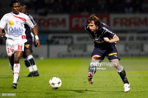 Fernando CAVENAGHI Nancy / Bordeaux 12eme journee de Ligue 1