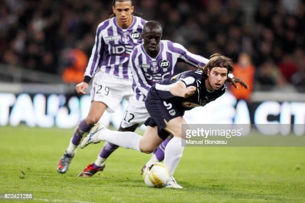 Fernando CAVENAGHI Toulouse / Bordeaux 27eme journee de Ligue 1