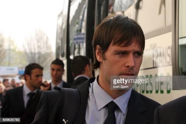Fernando CAVENAGHI 070407 Auxerre / Bordeaux 31eme Journee de Ligue 1