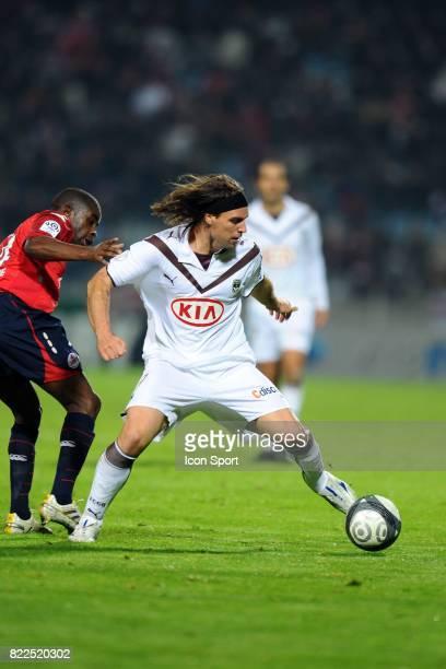 Fernando CAVENAGHI Lille / Bordeaux 13e journee Ligue 1 Stadium Lille Metropole