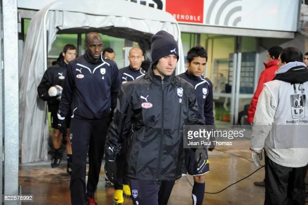 Fernando CAVENAGHI Grenoble / Bordeaux 21eme journee de Ligue 1 Stade des Alpes
