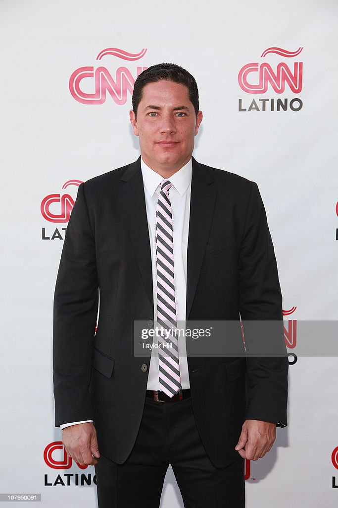 Fernando del Rincon attends the CNN en Espanol and CNN Latino 2013 Upfront at Ink 48 Hotel on May 2, 2013 in New York City.