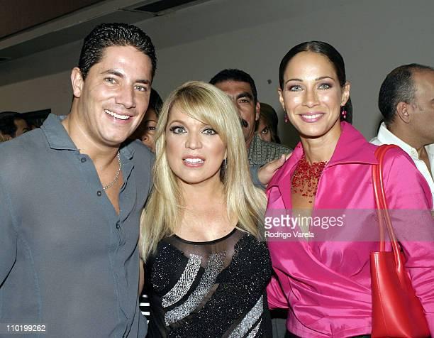 Fernando Del Rincon Ednita Nazario and Carmen Dominicci