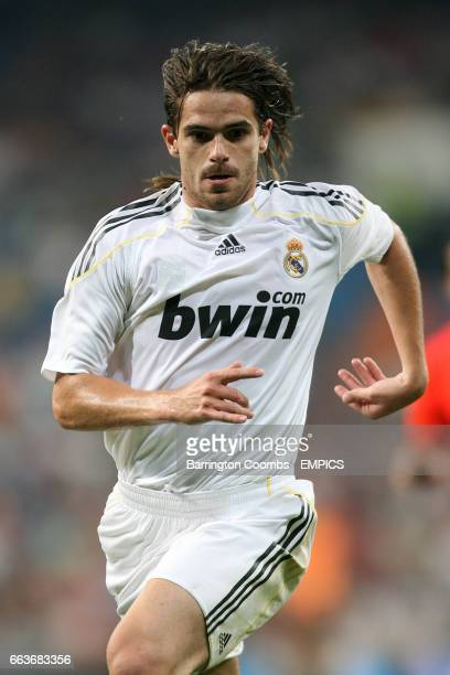 Fernando Gago Real Madrid