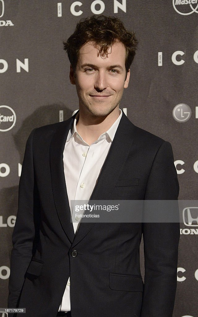 Fernando Gil attends 'Icon' magazine launch party at the Circulo de Bellas Artes on November 6, 2013 in Madrid, Spain.