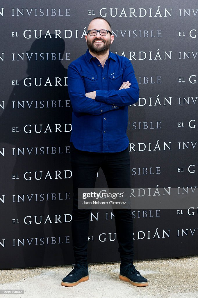 Fernando Gonzalez Molina attends 'EL Guardian Invisible' photocall on May 31, 2016 in Madrid, Spain.