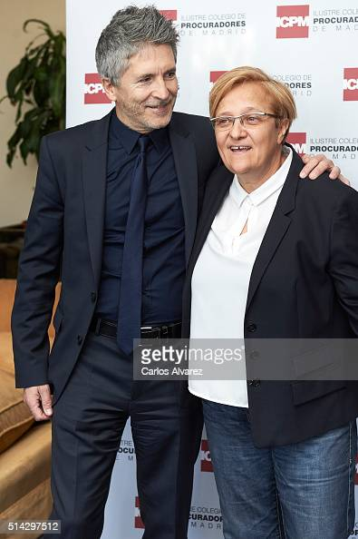 Fernando grande marlaska stock photos and pictures getty - Ka international madrid ...