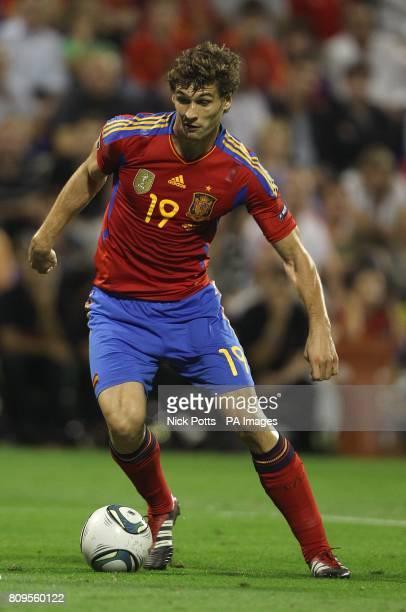 Fernando Llorente Spain