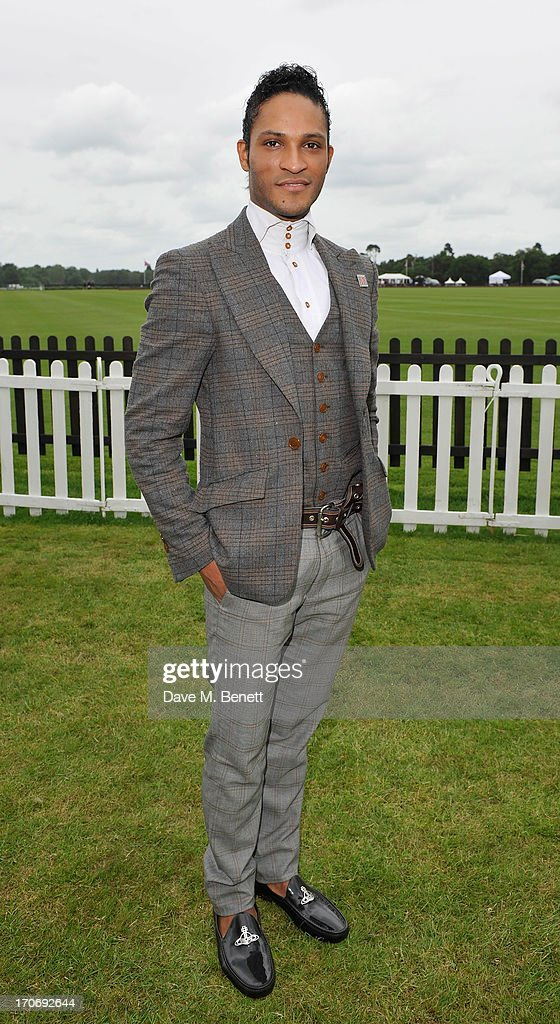 Fernando Montano attends the Cartier Queen's Cup Polo Day 2013 at Guards Polo Club on June 16, 2013 in Egham, England.