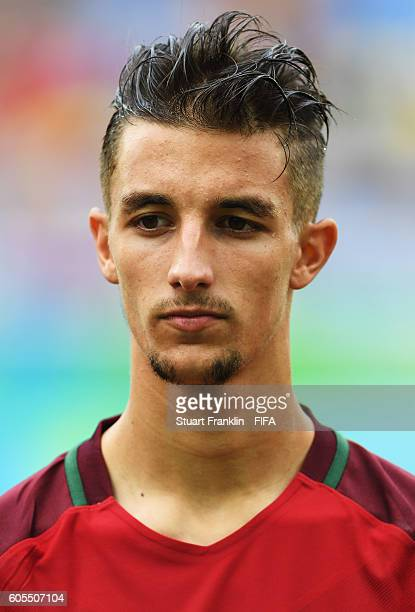 Fernando of Portugal looks on during the Olympic Men's Football match between Honduras and Portugal at Olympic Stadium on August 7 2016 in Rio de...