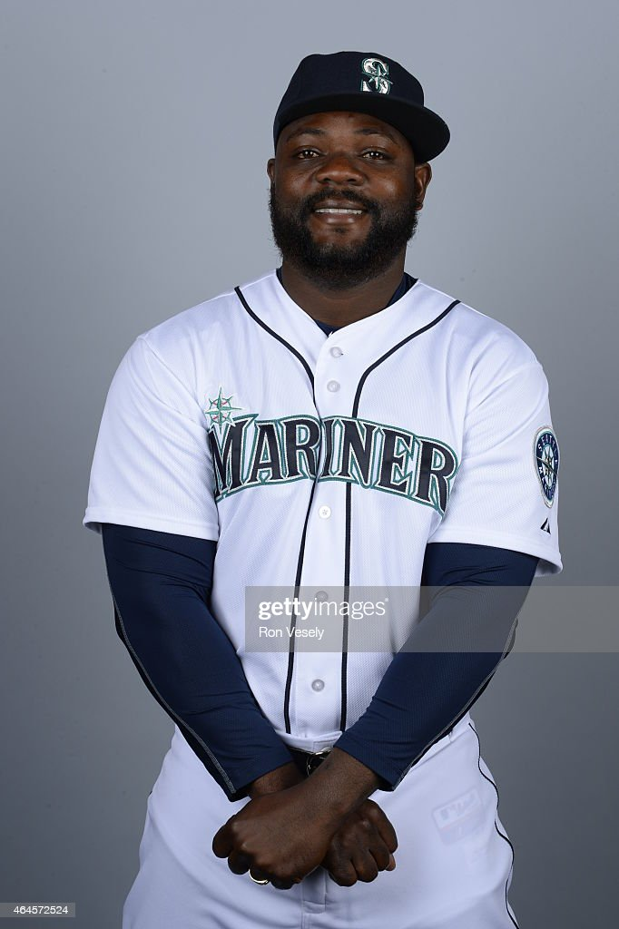 <a gi-track='captionPersonalityLinkClicked' href=/galleries/search?phrase=Fernando+Rodney&family=editorial&specificpeople=547291 ng-click='$event.stopPropagation()'>Fernando Rodney</a> #56 of the Seattle Mariners poses during Photo Day on Thursday, February 26, 2015 at the Peoria Sports Complex in Peoria, Arizona.