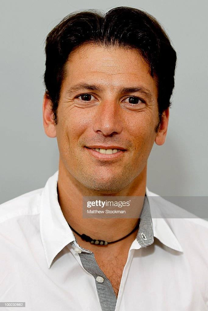Fernando Sanchez poses for a headshot at Roland Garros on May 22, 2010 in Paris, France.
