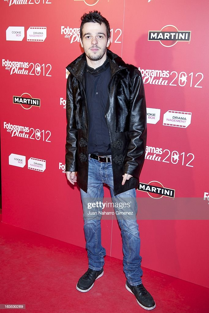 Fernando Tielve attends Fotogramas awards 2013 at the Joy Eslava Club on March 11, 2013 in Madrid, Spain.