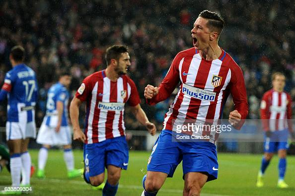 Club Atletico de Madrid v CD Leganes - La Liga : News Photo
