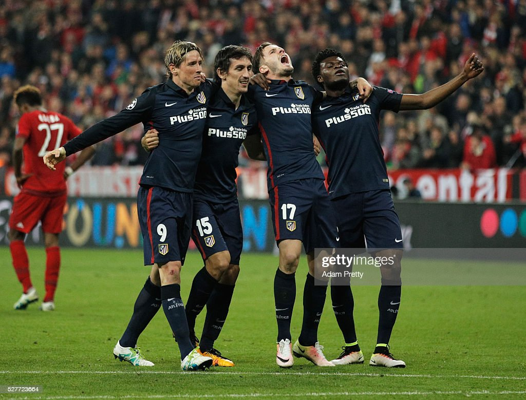 FC Bayern Muenchen v Club Atletico de Madrid - UEFA Champions League Semi Final: Second Leg