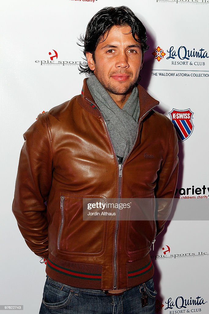Fernando Verdasco attends the 6th Annual K-Swiss Desert Smash - Day 1 at La Quinta Resort and Club on March 9, 2010 in La Quinta, California.