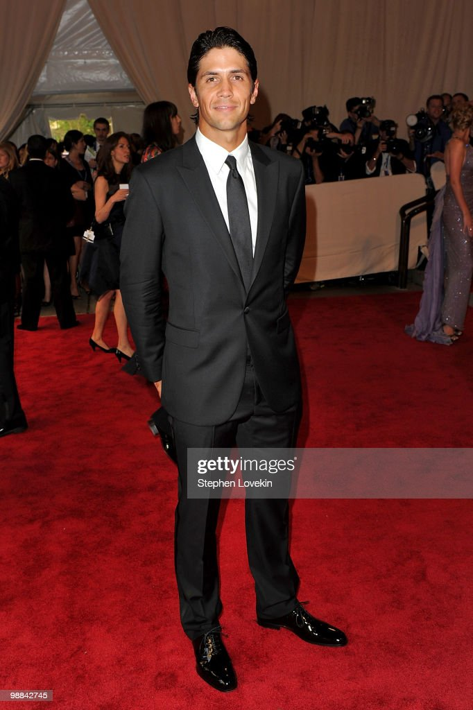 Fernando Verdasco attends the Costume Institute Gala Benefit to celebrate the opening of the 'American Woman: Fashioning a National Identity' exhibition at The Metropolitan Museum of Art on May 3, 2010 in New York City.