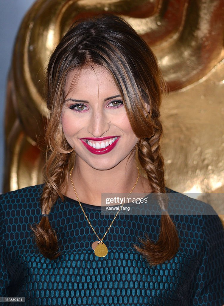 Ferne McCann attends the British Academy Children's Awards held at London Hilton on November 24, 2013 in London, England.