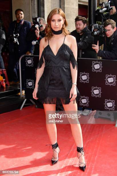 Ferne McCann attends the TRIC Awards 2017 on March 14 2017 in London United Kingdom
