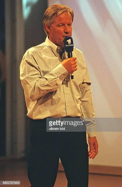 Fernsehpfarrer Jürgen Fliege anlässlich der Internationalen Funkausstellung in Berlin