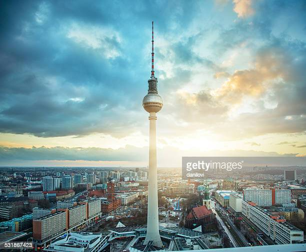 Fernsehturm Berlin tv tower