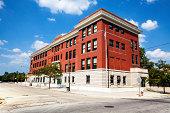 'Fernwood Elementary School in Washington Heights, Chicago'