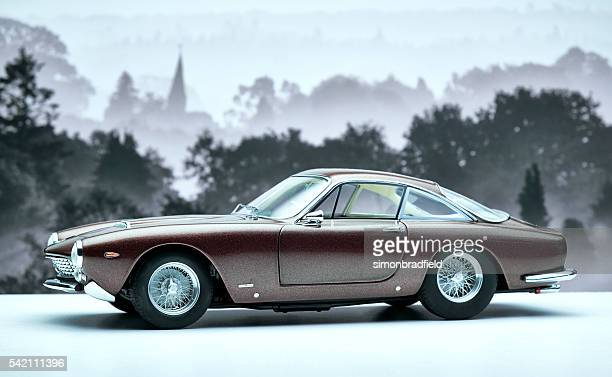 Ferrari 250 GT Lusso modèle de voiture