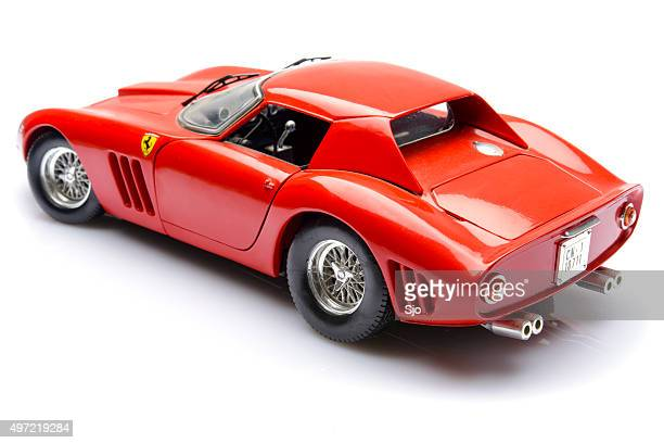 Ferrari 250 GTO classico modello di auto sportiva