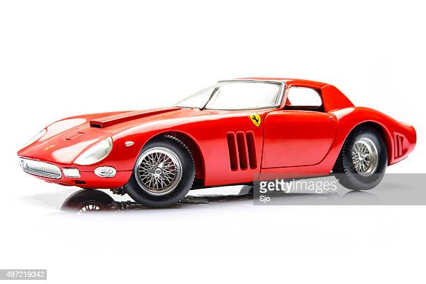 Ferrari 250 GTO classic sports car model