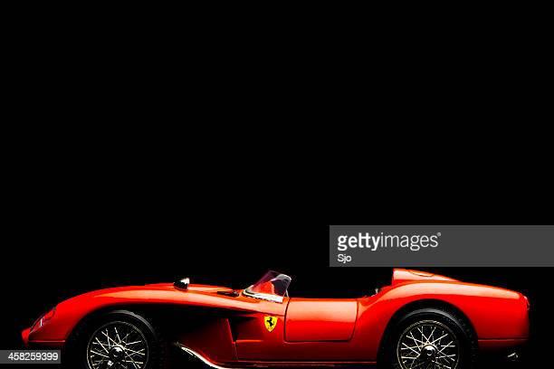 Ferrari Testarossa modelo de 250 automóviles