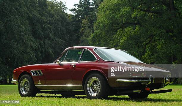 Ferrari 330 GTC classic Italian sports car