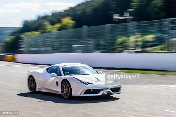 Ferrari 458 Speciale sports car