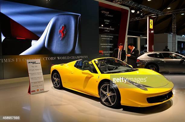 Ferrari 458 araña