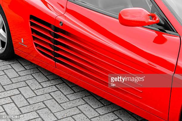 Ferrari 512 TR dettaglio