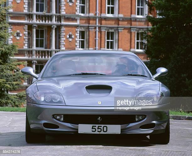 Ferrari 550 Maranello 2000
