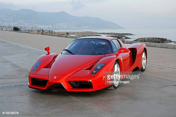 Ferrari Enzo Artist Unknown
