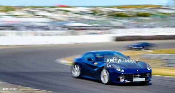 Ferrari F12 Berlinetta Gran Turismo sports car