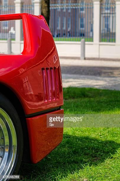 Ferrari F40 detail