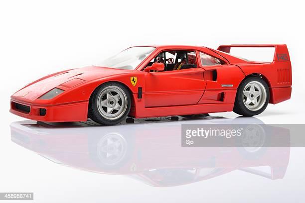 Ferrari F40 Automodell