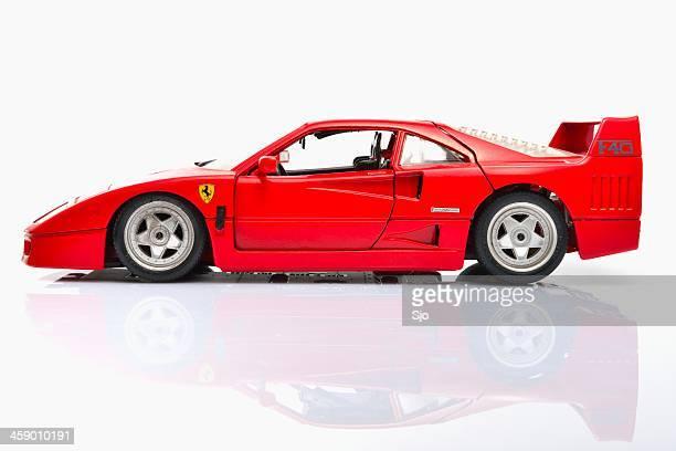Ferrari F40 modelo de