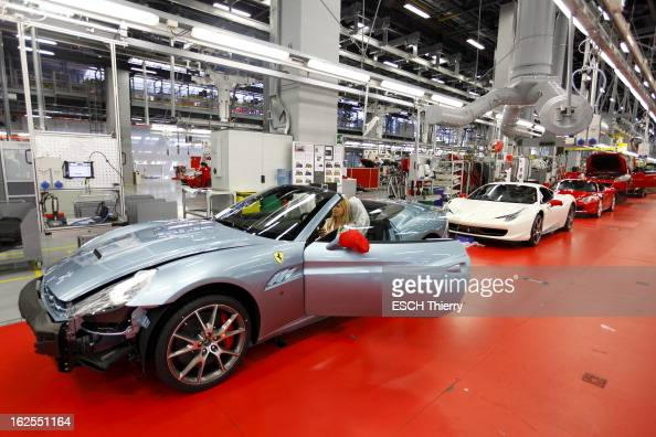 Maranello Stock Photos And Pictures Getty Images