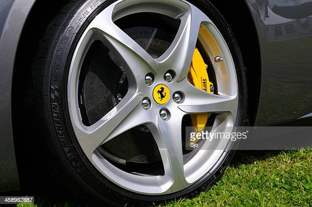 Ferrari FF wheel