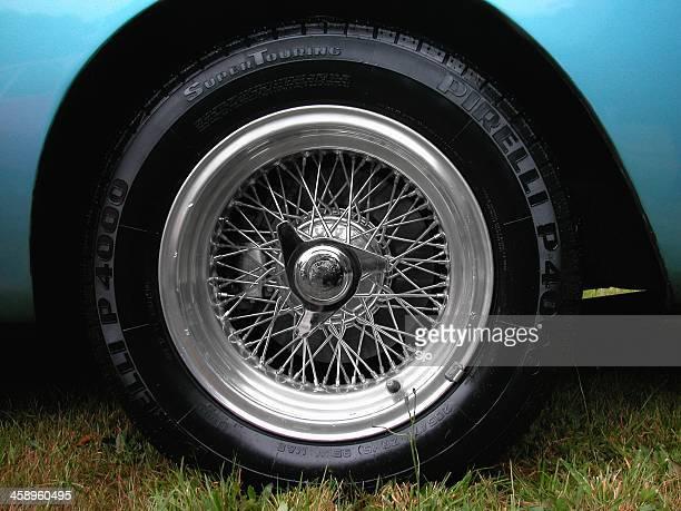 Ferrari spoke wheel